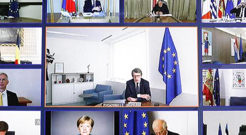 Szczyt UE ws. COVID-19