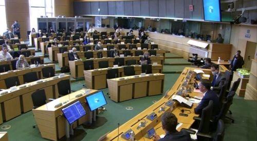 Nadzwyczajne posiedzenie Komisji Spraw Zagranicznych