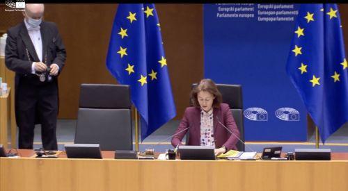 Debata plenarna z komisarz UE ds. zdrowia i bezpieczeństwa.